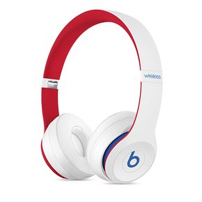 Beats Solo3 Wireless 헤드폰 - Beats Club Collection - 클럽 화이트(MV8V2PA/A)