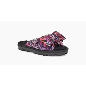 W)19FW 러쉐트팝그래피티푸퍼 Lushette Pop Graffiti Puffer Slipper (16693-03563)MULT