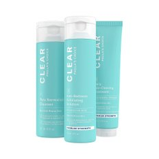 Paulas Choice CLEAR Regular Strength Acne Kit 페이스 스킨케어 세트