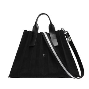 Lucky Pleats Canvas L Black_Black(0JSK4TT40102F)