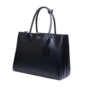 Prada City Calf Biblioth?que Shopping Bag 38cm