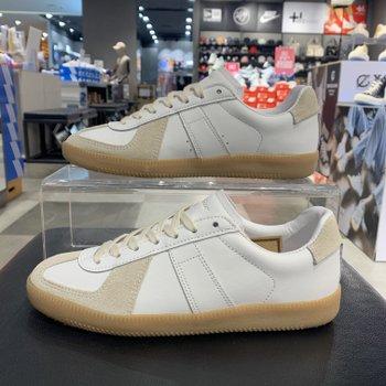 [폴더] 클라시코 독일군 스니커즈 Military Sneakers_White GUM FLC