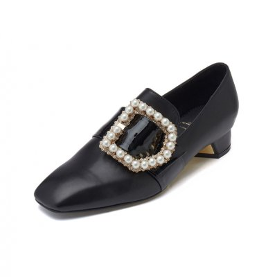 [파주점] Moonbeam 2 flat(black) (DG1DX19502BLK)