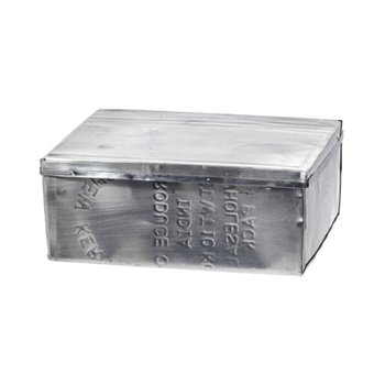 RECYCLE STEEL BOX Medium (디자인 랜덤)