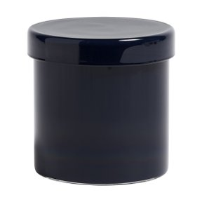CONTAINER L DARK BLUE