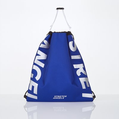[L.P.Y] logo string easy backpack (Blue)
