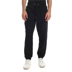 [알렉산더맥퀸] Dart trousers in black with embroidery (406536 RNT29 1000)