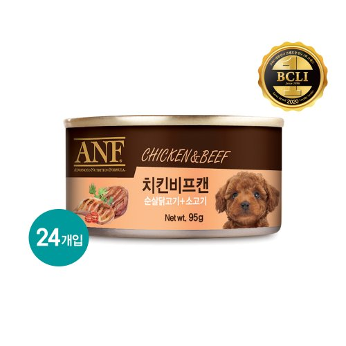 ANF_CAN_치킨비프캔_95G(DOG) 24개입