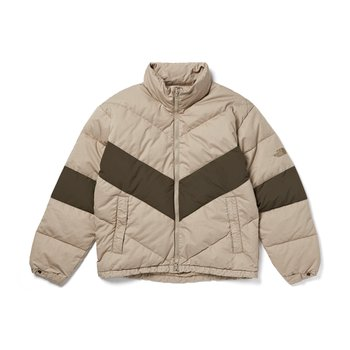 Cotton Down Jacket 베이지