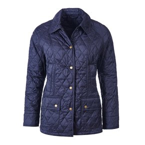 Barbour 썸머 비드넬 퀼트 자켓 네이비 (Barbour Summer Beadnell Quilt Jacket NAVY)