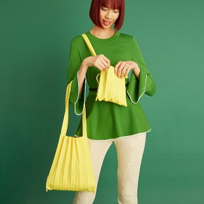 Lucky Pleats Knit S Half & Half (ALL) (KNITBAGSHHALL20SS)