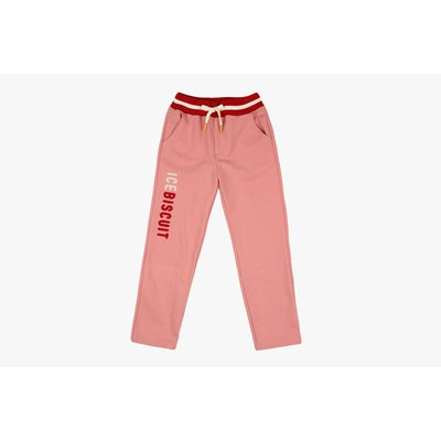 [50% SALE] Icebiscuit color block boucle sweat pants