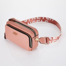 [파니니백]PANINI metal logo solid bag (Dark Beige)