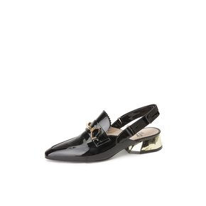 Clip sling-back loafer(black) DA2DX19001BLK