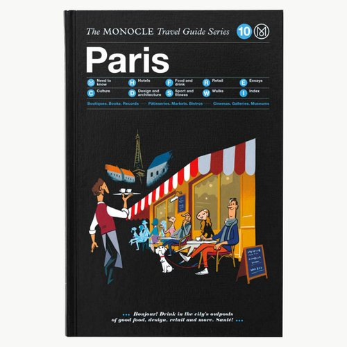 Monocle Travel Guide Paris 10