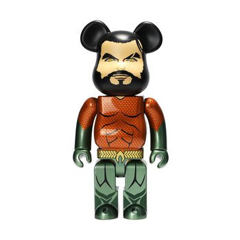 400% BEARBRICK AQUAMAN