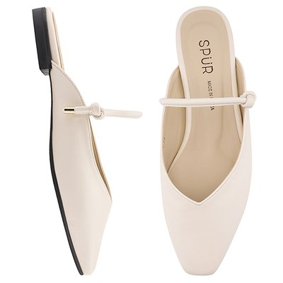 블로퍼 PS9030 String maryjanes bloafer 아이보리