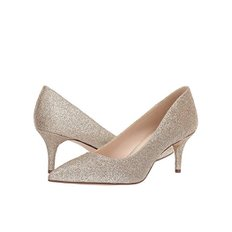 Margie Pump Gold