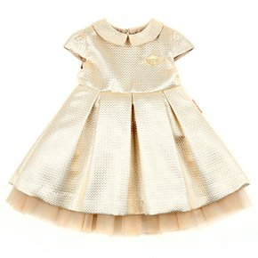Bling baby party dress