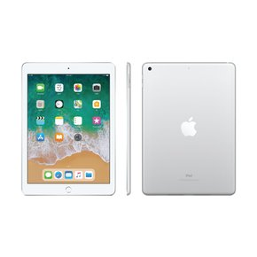 [Apple] 2018 NEW iPad 9.7형 Wifi Cell 32GB -실버 (MR6P2KH/A)