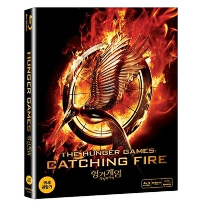헝거 게임 : 캣칭 파이어 (1 Disc) [블루레이] / The Hunger Games : Catching Fire (1 Disc) [Blu-Ray]