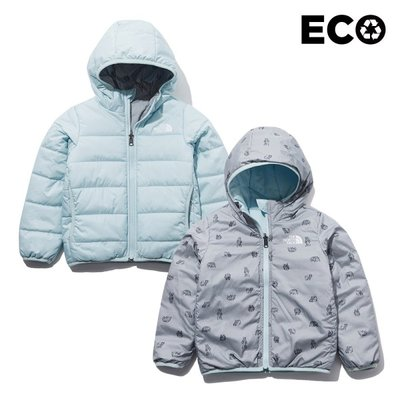 NJ3NL90 TODDLER REVERSIBLE PERRITO JACKET 토들러 리버시블 페리토 자켓