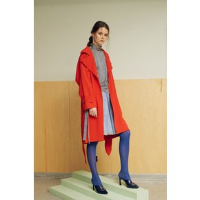 [리미티드 세일 up to 70%] RED TRENCH COAT