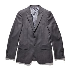 micro pattern single suit_CWFBS18232GYX_CWFCS18232GYX