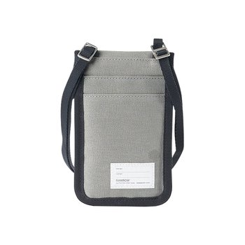 RR DESK PACK PHONE POUCH 6.5 GRAY