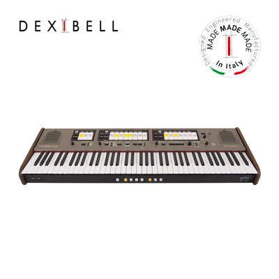 [DEXIBELL] CLASSICO L3 76건반 클래식 디지털 오르간 - Made in Italy