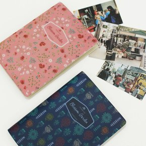 [페이퍼리안]Blossom Garden Passport case