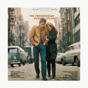 [USED VINYL] Bob Dylan - The Freewheelin Bob Dylan