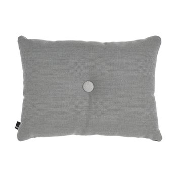 [주문 후 3개월 소요] Dot Cushion 1 Dot Steelcut Trio Dark Grey