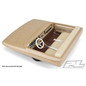 [Pro-Line Racing]AP3495 Classic Interior (Clear) for most 1:10