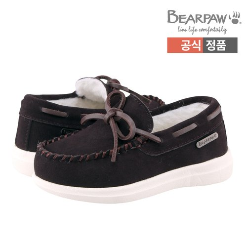 베어파우(BEARPAW) ANNA KIDS 모카신 (infant) K137004JD-T(130~160mm)(170~220mm)