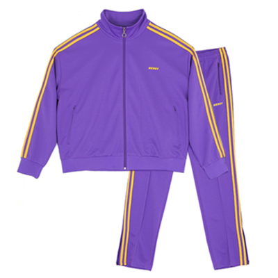 NY Track SET 21016 Purple/Yellow