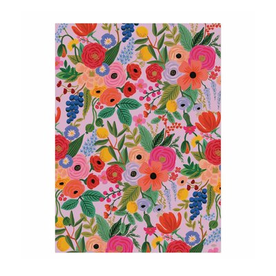 GARDEN PARTY WRAPPING SHEETS (3장)