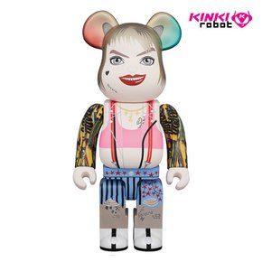 [KINKI ROBOT]400%BEARBRICK HARLEY QUINN BIRDS OF PREY (2009009)