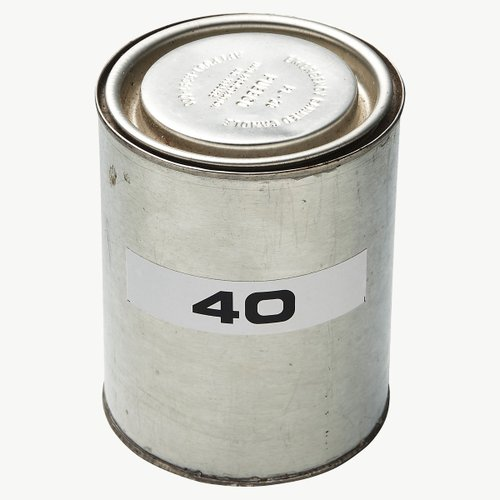 EMERGENCY CANNED CANDLE 40