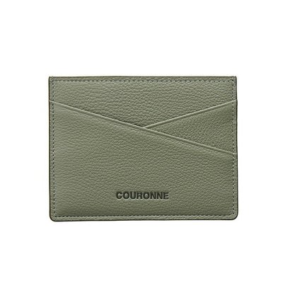 [COURONNE] Thino(티노) Homme Flat Card Wallet_RHACX19116KHX