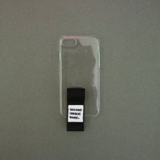 SUN CASE FINGER CLEAR BLACK