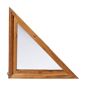 DIAGRAM MIRROR Isosceles Triangle