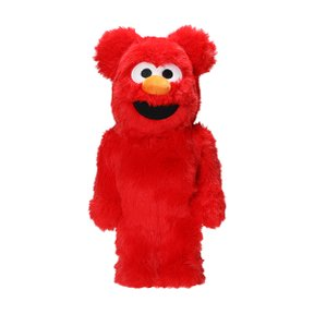 400% BEARBRICK ELMO COSTUME VER