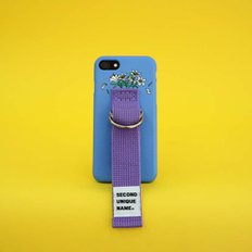SUN CASE LITTLE BLUE LIGHT PURPLE (ILLUST)