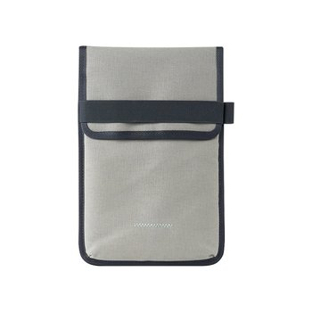 로우로우 DESK PACK IPAD POUCH 10.5 GRAY