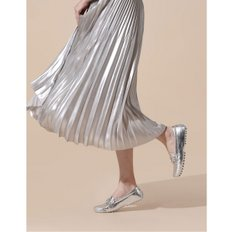Lovelane driving shoes(silver)_DG1DX19521SVX