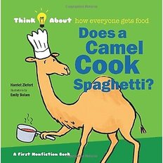 Does a Camel Cook Spaghetti? (Hardcover)