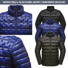[18FW] WINGS (윙스) α SLIM DOWN JACKET / DMW18545 (3COLOR)