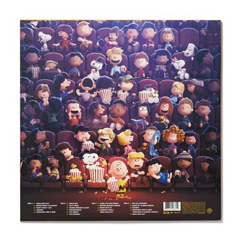 OST - The Peanuts Movie (Original Motion Picture Soundtrack)