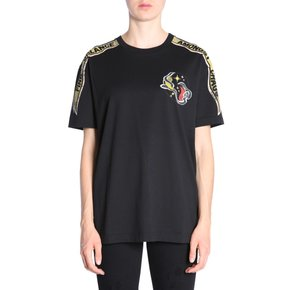 Givenchy Round Collar Tshirt